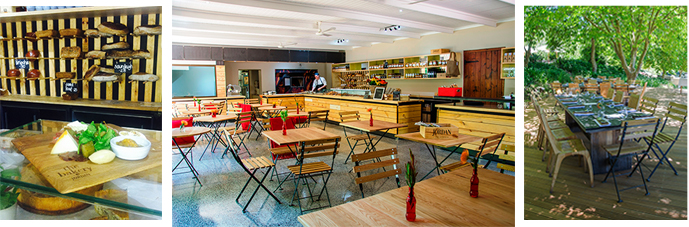 The Bakery at Jordan